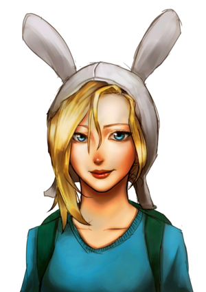 Fionna the human