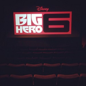 First screening of Big Hero 6