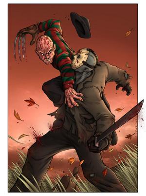 Fredyy vs Jason