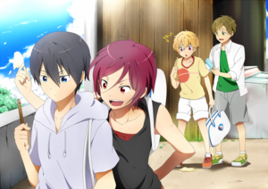 Free! young