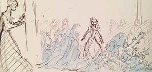 Frozen - Coronation, Elsa's Magic Storyboard