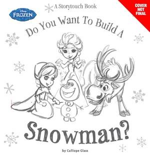Холодное сердце - Do Ты want to build a snowman? A Storytouch Book