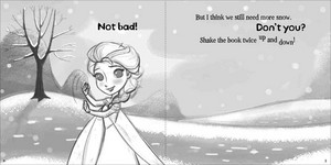 Frozen - Do you want to build a snowman? A Storytouch Book