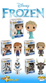 La Reine des Neiges Funko POP Figures