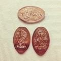 Frozen Pressed Pennies