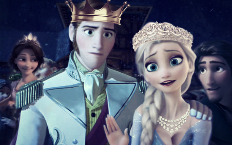 What Frozen and tangled combined