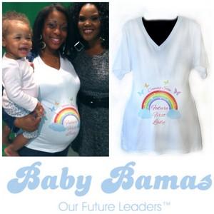 Future First Lady Maternity kemeja