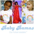 Future First Lady Rainbow onesie