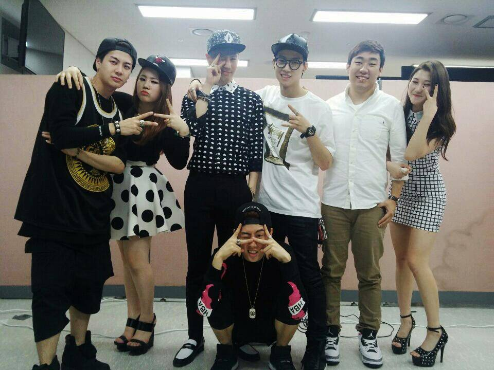 GOT7 with 15&