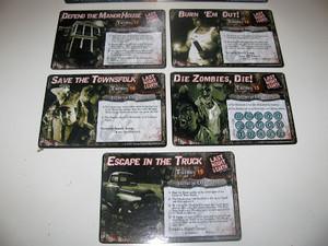 Game Scenarios