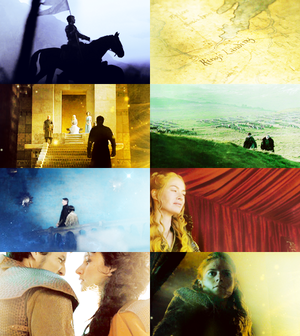 4x08- The Mountain and the fira, viper
