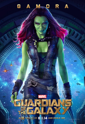 Gamora~ New Poster
