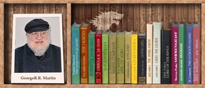 George Martin favorito books