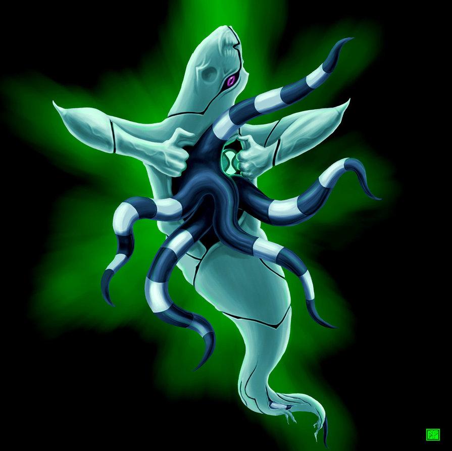 ben 10 omniverse images ghostfreak hd wallpaper and