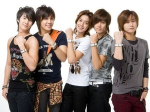 Go Go Go Fighting SS501