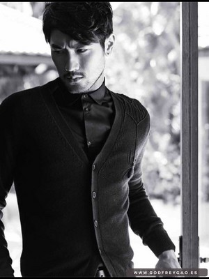 Godfrey for August Man