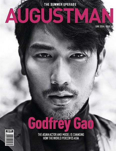 Godfrey for August Man