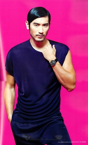 Godfrey for Mr. Style