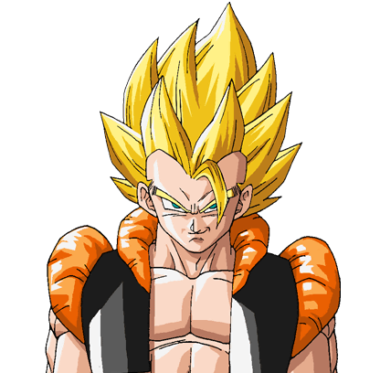 Dragon Ball Z wallpaper entitled Gogeta ssj1