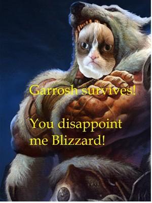 Grumpy Warcraft