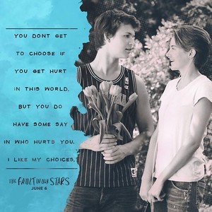Gus and Hazel,TFIOS