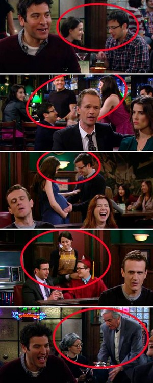 HIMYM - Did you ever note that?