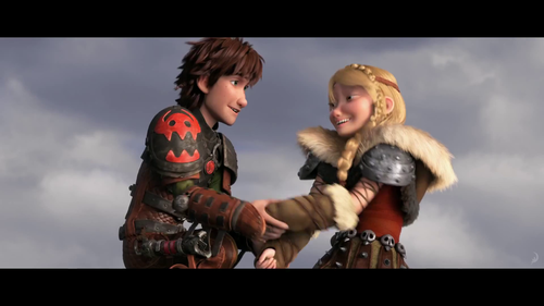 how to train your dragon 2 hiccup and astrid wiki