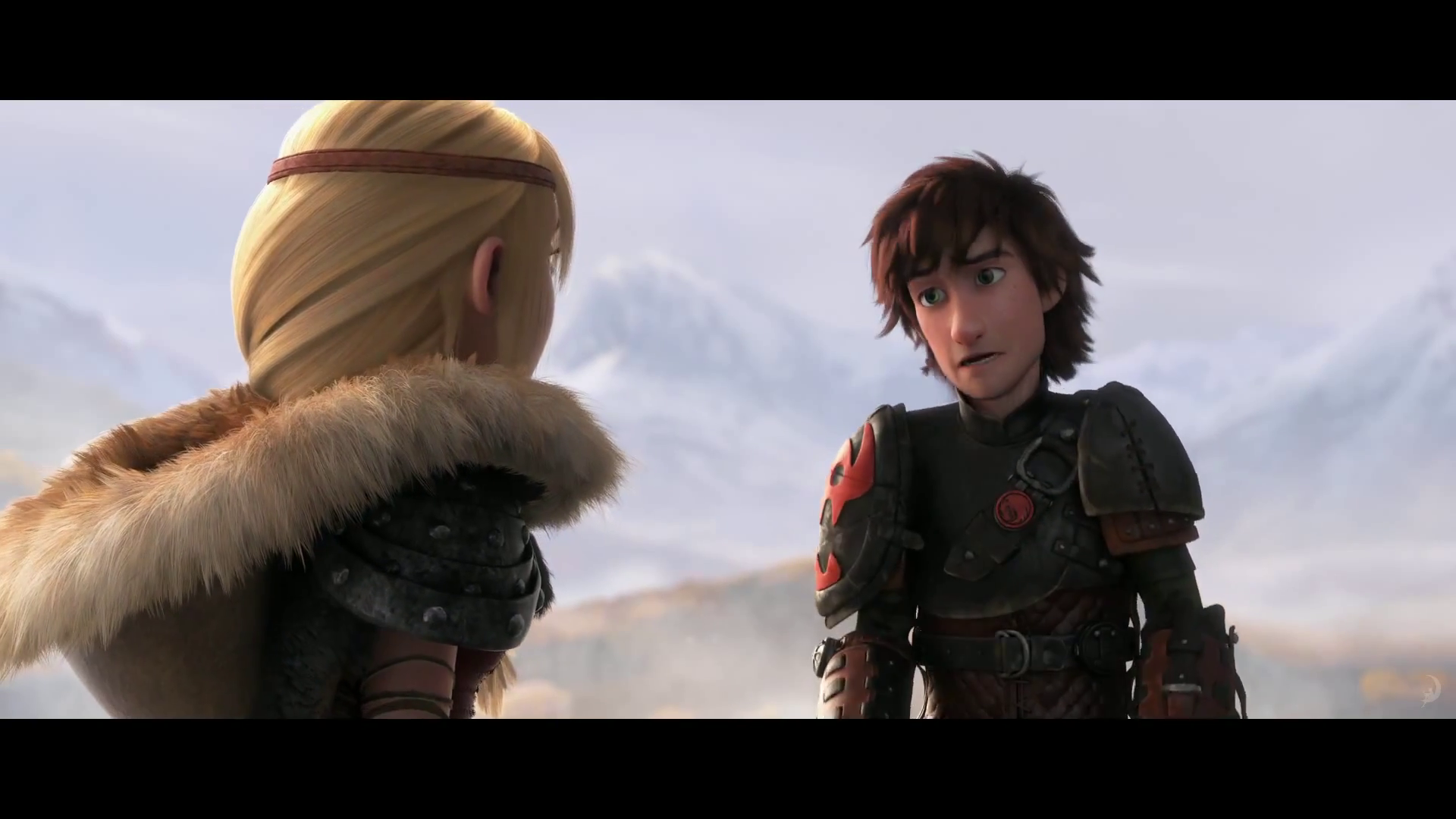 how to train your dragon 2 astrid and hiccup relationship help