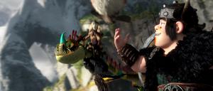 HTTYD 2 - Dragon Race