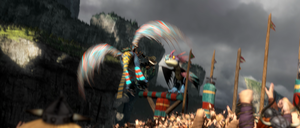 HTTYD 2 - Dragon Race