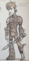 HTTYD 2 - Hiccup concept art