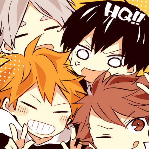 Haikyuu!!(High Kyuu!!) wallpaper possibly with anime titled Haikyuu!!