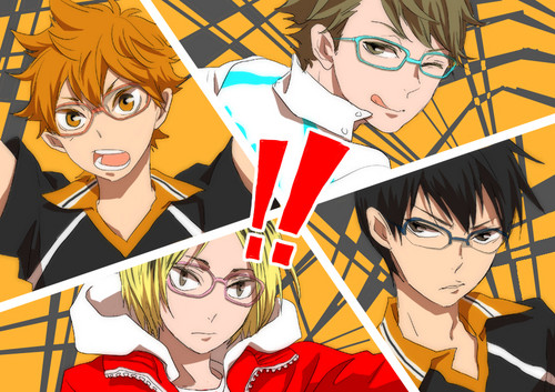 Haikyuu!!(High Kyuu!!) wallpaper containing anime entitled Haikyuu!!