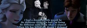 Hans and Elsa - I had a dream