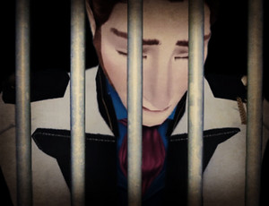 Hans in Jail