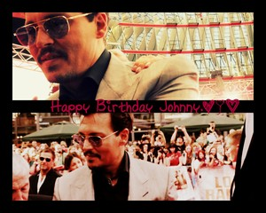 Happy Birthday Johnny