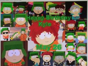 Happy Birthday, Kyle (May 26)