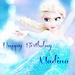Happy Birthday Madina