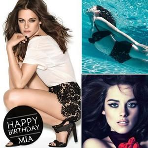 Happy Birthday, Mia