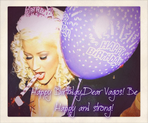 vagos club 壁纸 called Happy Happy Birthday Vagos<33