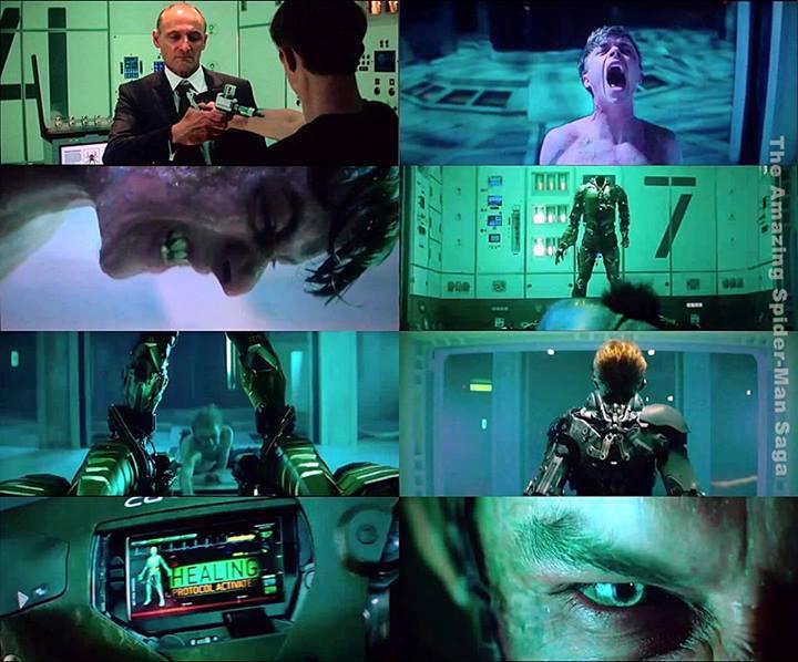 Harry Osborn's Transformation