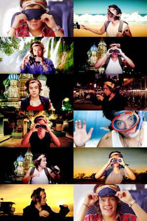 Harry Where We Are