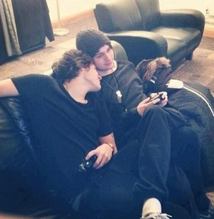 Harry and Michael