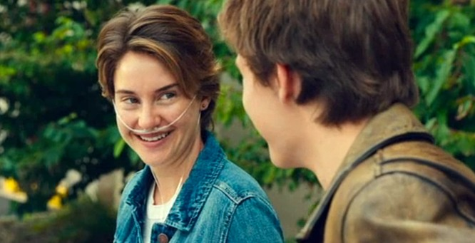 Hazel and Gus,TFIOS - The Fault in Our Stars Photo (37174247) - Fanpop