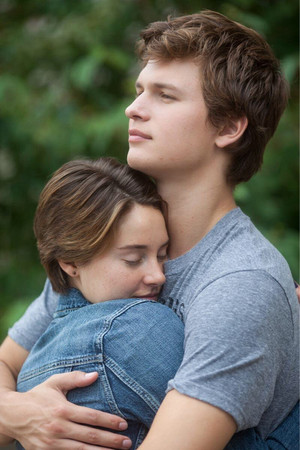 Hazel and Gus,TFIOS