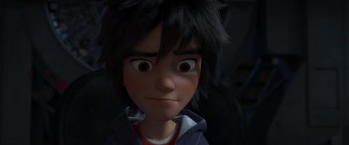 Hiro Hamada پیپر وال called Hiro Hamada - Big Hero 6 Teaser Trailer Screencaps