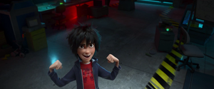 Hiro Hamada - Big Hero 6 Teaser Trailer Screencaps