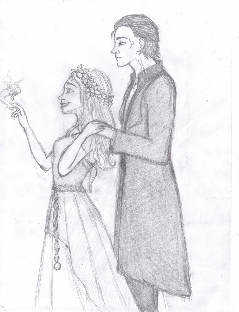 Holding Hands Fan Art By A Diviant Artisit Aurora And