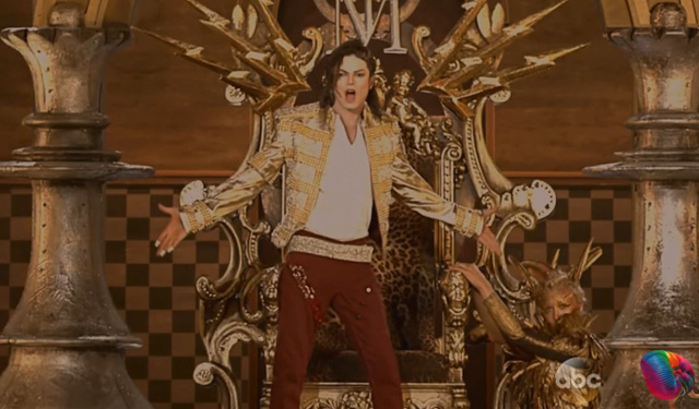 Hologram Performance At The 2014 BILLBOARD সঙ্গীত Awards