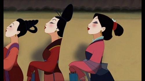 Mulan wallpaper entitled Honor to us all